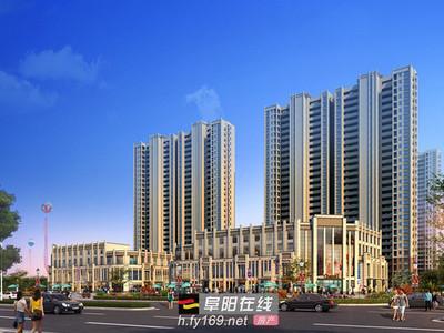出租天章水岸国际 和园4室2厅2卫138平米1700元/月住宅
