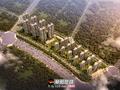 绿地·紫峰公馆效果图
