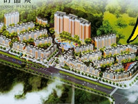 出售世纪彩虹城3室1厅1卫150平米25万住宅