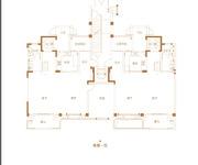 叠墅1-2层
