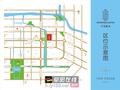 天筑郦城交通图